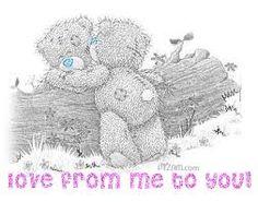tatty teddy bear-I love tatty bear Tatty Teddy, Teddy Bear Images, Teddy Bear Pictures, Image Clipart, Cute Clipart, Best Hug Images, Teddy Bear Drawing, Tedy Bear, Blue Nose Friends
