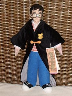HARRY POTTER SOFT TOY ( COLLECTABLE )BNWT