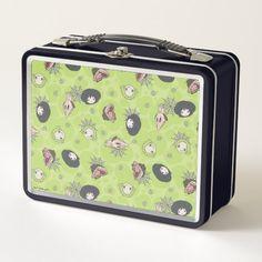 Beetlejuice | Cute Chibi Toss Pattern Metal Lunch Box