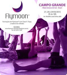 Flymoon  em Campo Grande/MS com Clara Trigo.