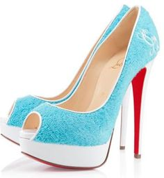 louboutin does slippers?