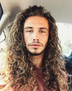 Long Curly Hairstyles Men 25 Trending Long Curly Hair Men Ideas On . long curly hairstyles for men Boys Long Hairstyles, Haircuts For Long Hair, Hairstyles Haircuts, Curly Haircuts, Fringe Hairstyles, Long Curly Hair Men, Long Hair Cuts, Curly Hair Styles, Straight Hair