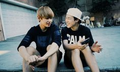 BTS - V and Jimin