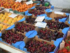 Algarrobo Costa market
