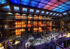The Colors of the Museum from #treyratcliff at www.StuckInCustoms.com - all images Creative Commons Noncommercial.