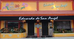 "Eduardo de San Angel, Fort Lauderdale / Pompano Beach, Florida - ""Mexican food"" like you've never had before"