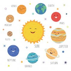 Solar System Projects For Kids, Solar System For Kids, Solar System Art, Solar System Crafts, Solar System Planets, Planets Preschool, Preschool Activities, Space Activities, Toddler Activities