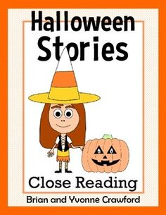 Halloween Reading Passages - Close Reading Passages $