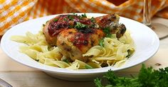 Buttermilk Roast Chicken with Garlic Is Perfectly Flavorful Every Time
