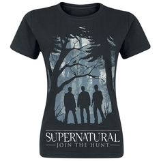 Join The Hunt - T-Shirt von Supernatural