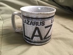 Lazarus Advertising Dunoon Ceramics Coffee Tea Mug Cup Made In Scotland Set of 5