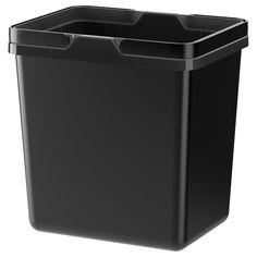 VARIERA Poubelle de tri - 18 l - IKEA
