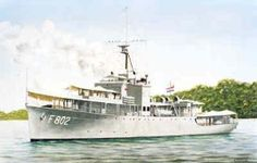 Hr.Ms. Johan Maurits van Nassau F802 (1943)