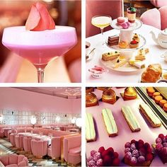 It's Afternoon Tea Week, it's pink and... It's Friday. What more could you ask for? #afternoonteaweek #fridayfeeling #thinkpink #gallery #afternoontea