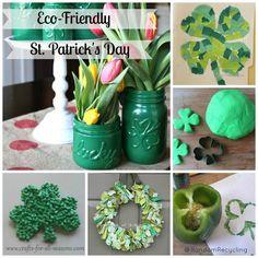 Eco-Friendly St. Patrick's Day Ideas