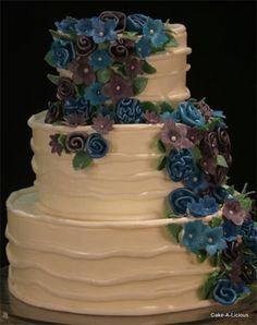 Utah Wedding Cakes   Salt Lake Wedding Cakes   Cake-A-Licious - Wedding Cakes - Salt Lake City, UT