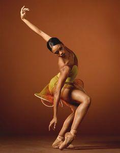 Aesha Ash, Lines Ballet