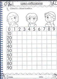 Kindergarten Math Worksheets, Math Literacy, School Worksheets, Teaching Math, Preschool Activities, First Grade Math, Math For Kids, Kids Education, Math Lessons