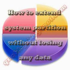 Internet and Computer Related Guides, Tips and More! | QNEBlog: Windows Solution | How To Extend System Partition ...