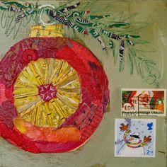thecraftshack - Elizabeth St. Hilaire Nelson Christmas Ornament