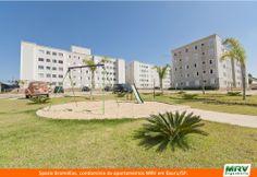 Playground do Spazio Bromélias. Condomínio fechado MRV no Jardim Independência em Bauru/SP.