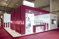 Stands by Servis - Alimentaria (stand builder Barcelona, Spain, Europe)