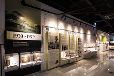 DesignStudio Y | 디자인스튜디오Y » Memorial Hall [click!] Museum Exhibition Design, Exhibition Display, Design Museum, Display Design, Booth Design, Store Design, Exibition Design, Office Wall Design, Hall Interior