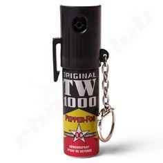 TW1000 Pepper Fog Lady mini inkl. Schlüsselanhänger - 15ml Inhalt     - Reichweite 2-3m -