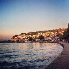 Охрид / Ohrid şu şehirde: Охрид