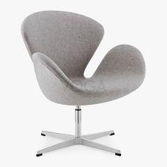 Fauteuil Swan Jacobsen | Fauteuils Designers | VOGA