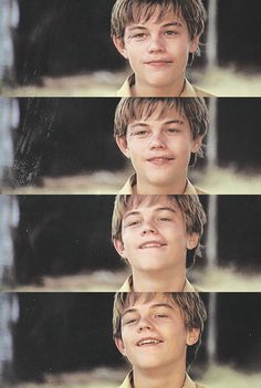 What's Eating Gilbert Grape is my favorite movie in this entire world.