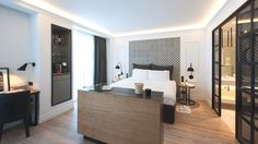 Home to Pablo Picasso's first studio - The Serras Hotel Barcelona , Passeig de Colom, Barcelona