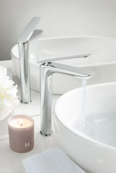 Kelly Hoppen brassware by Crosswater #taps