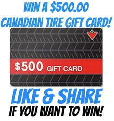 Canadian Tire Contests   Win Gift Cards, a Quad,Christmas Lights And MORE!