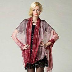 Elegantný-dámsky-hodvábny-šál-v-ružovo-červených-odtieňoch-3