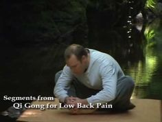 my favorite practice for low back pain relief:  Qi Gong for Low Back Pain with Lee Holden