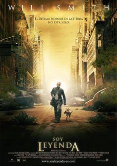 Soy leyenda (póster) - 2007.
