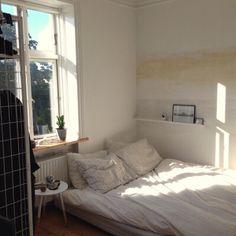 aesthetics room apartment home cosiness atmosphere design decor ideas Dream Rooms, Dream Bedroom, Home Bedroom, Bedroom Decor, Bedrooms, Bedroom Plants, Bedroom Apartment, My New Room, My Room