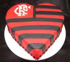 bolo de aniversário do flamengo