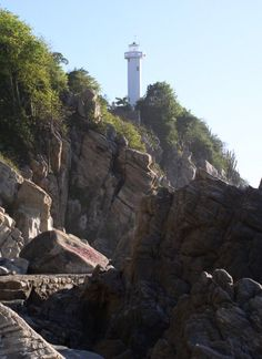 Lighthouse, Puerto Escondido.