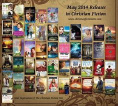 May New Releases in Christian Fiction - Soul Inspirationz   The Christian Fiction Site