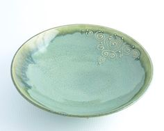 Serving+Bowl+Pasta+Bowl+Fruit+Bowl+Handmade+by+ClayGardenPottery,+$65.00