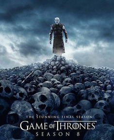 Winter is Here: Why does this poster make me wanna root for the Night's King? Asking for a nihilistic friend. #GameOfThrones #NightKing