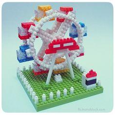 nanoblock Ferris Wheel =) …...