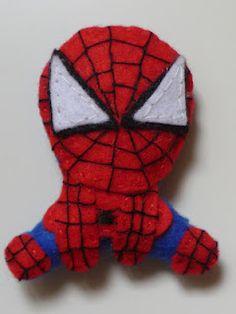 Mis Cosinas: SPIDERMAN