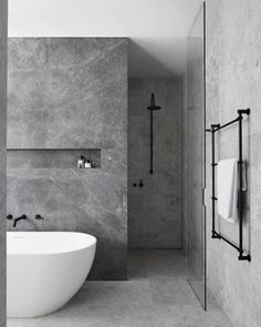 bathroom Ideas for a Minimalist Bathroom Design– Are you and your bathroom the right candidates for a sleek minimalist setting?Ideas for a Minimalist Bathroom Design– Are you and your bathroom the right candidates for a sleek minimalist setting? Hotel Bathroom Design, Design Hotel, Modern Bathroom Design, Bathroom Renovations, Modern Contemporary, Bath Design, Remodel Bathroom, Modern Design, Small Bathrooms