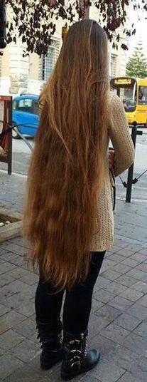 Some Day... Long Hair. #verylonghair