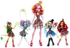 Monster High Freak du Chic Dolls