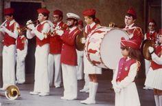 L'union musicale de Souppes-sur-Loing (77) - Fanfare scolaire (1982)