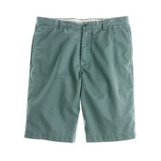 These shorts in the Warf Blue are great to have. They work well with white and other solid colored shirts.